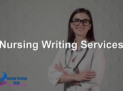 Nursing Writing Services