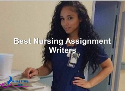 Best Nursing Assignment Writers