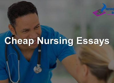 cheap nursing essays