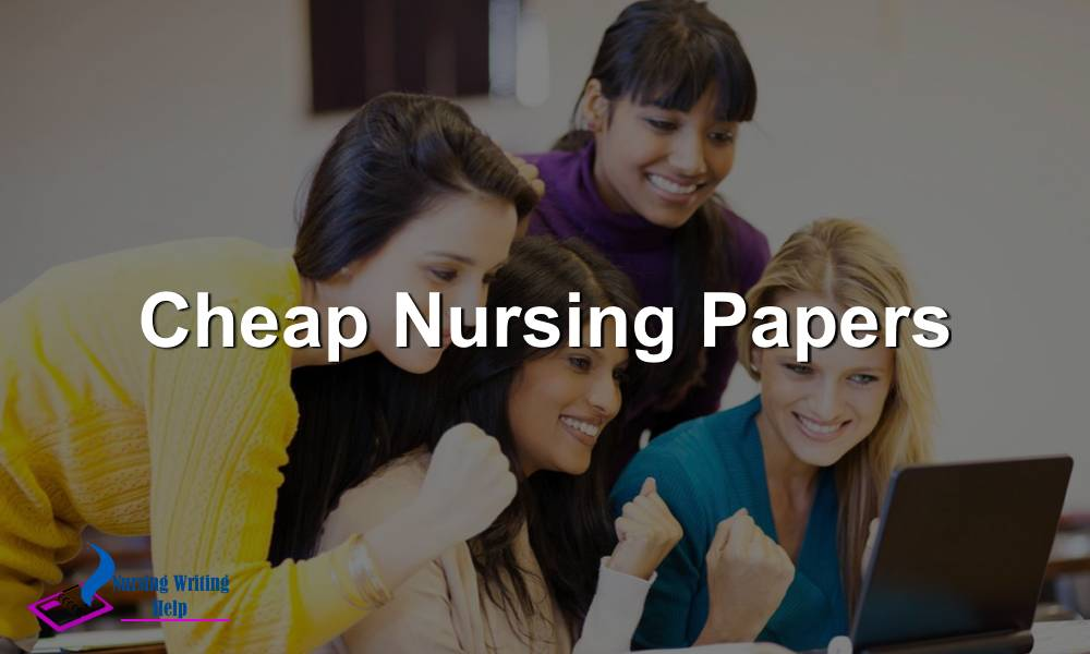 cheap nursing papers