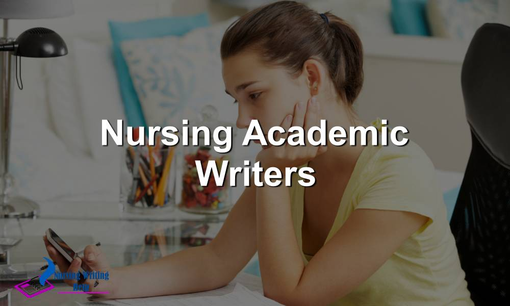 Nursing Academic Writers